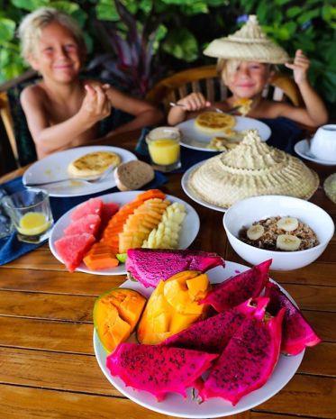 Resultado de imagen de raw vegan refined sugar free kids children cousens