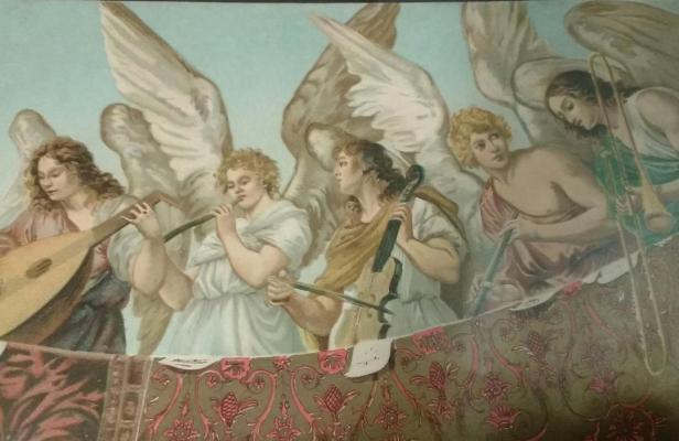 Resultado de imagen de synchronicity angels